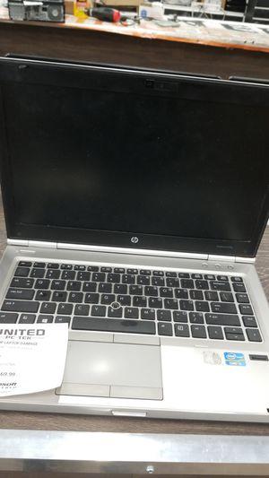 HP ELITE 8470p Laptop BUSNESS CLASS I5 3320OM 2.5GHz 500GB 8GB WINDOWS 10 WEBCAM 14IN for Sale in Warren, MI