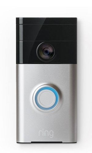 Get a free ring doorbell for Sale in Tampa, FL