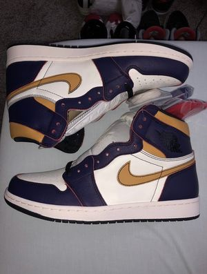 """Jordan 1 """"Lakers to Chicago"""" for Sale in Mount Tremper, NY"""