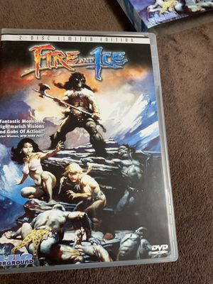 Fire and Ice DVD for Sale in Burien, WA