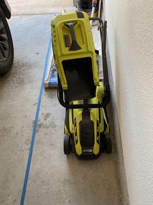 Ryobi Electric Lawn Mower for Sale in Frisco, TX