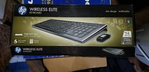 Hp Wireless elite keyboard for Sale in Richland, WA