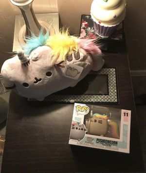 Pusheen cat and figure for Sale in Irving, TX