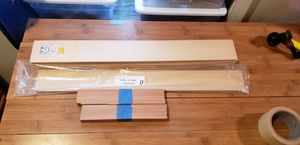 Precision cut swiss pear, boxwood and basswood for Sale in Philadelphia, PA