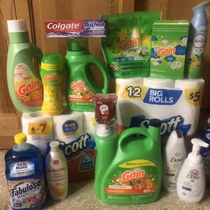 Gain Household Bundle for Sale in Westerville, OH