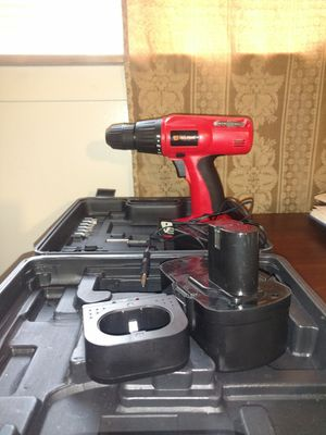 HILTEX 18 V CORDLESS DRILL for Sale in South Burlington, VT