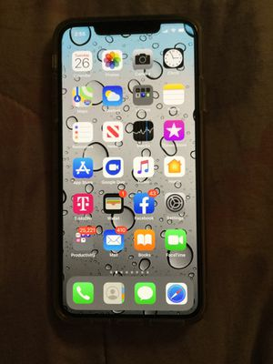 iPhone 10 XS Max factory unlock for Sale in Kissimmee, FL