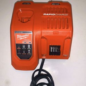milwaukee m18/m12 rapid charger for Sale in Glendora, CA