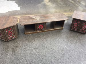 Antique living room tables for Sale in Nashville, TN