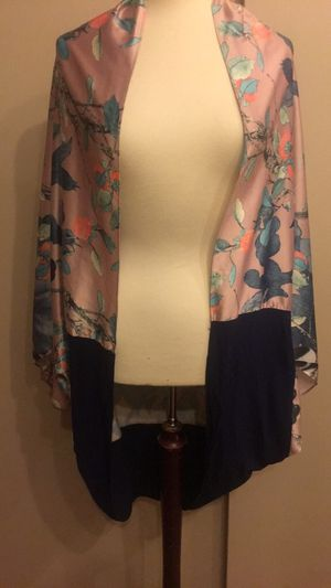 shawl/kimono style cardigan one size fits all for Sale in Washington, DC