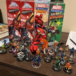 Hero Clix Lot for Sale in Bothell, WA