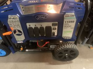 Ford 11050w generator for Sale in Jurupa Valley, CA