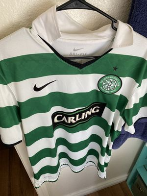 Celtic Jersey for Sale in Jamul, CA
