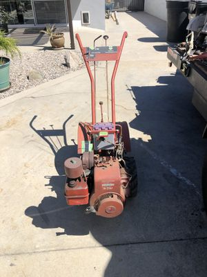Rototiller electric start runs good. $ 250 for Sale in West Covina, CA
