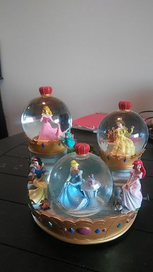 Disney Princess Snow Globe. for Sale in Wichita, KS