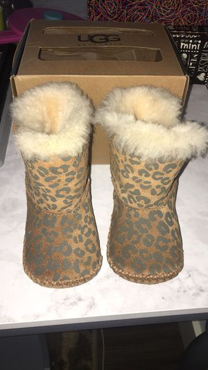 Ugg Leopard Toddler Boots for Sale in Culver City, CA