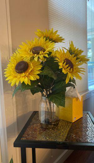 Fake Sunflowers 🌻 for Sale in Denver, CO