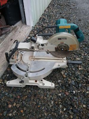 10in Makita miter slider for Sale in Bonney Lake, WA