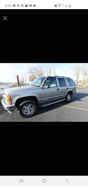 1999 Chevy Tahoe LT for Sale in Gresham, OR