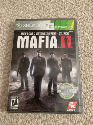 Xbox 360, Mafia 2 game. for Sale for sale  Queens, NY