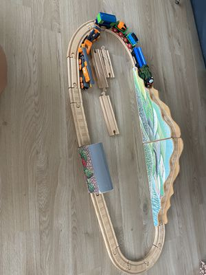Thomas and friend train track and trains for Sale in North Bay Village, FL