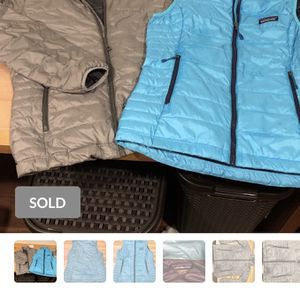 Patagonia Jacket And Vest for Sale in Duxbury, MA