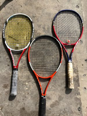 Tennis racket for Sale in Bell, CA