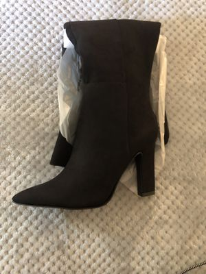 Over-the-knee Black Heeled Boots for Sale in Fort Lauderdale, FL