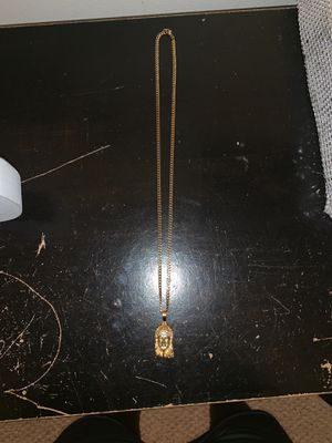 Gold Plated Chain for Sale in Tampa, FL