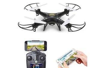 Best selling drones-Holy Stone HS110 FPV RC Drone with Camera 720P HD for Sale in New York, NY