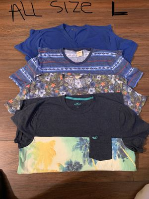 T-shirts and dress shirts for Sale in San Antonio, TX