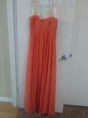 Davids Bridal Dress for wedding or Prom used one time for Sale in Bristol, TN