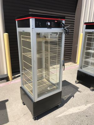 Very Nice ✨Hatco PFST-1X Electric Flav-R-Savor 8 Rack Pizza/Food Holding Cabinet - 120V, TESTED❗️ for Sale in Dallas, TX