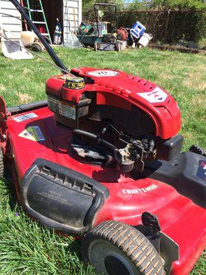 """22"""" Craftsman Mower for Sale in Manassas Park, VA"""