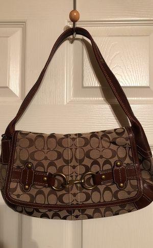 Coach shoulder bag for Sale in Dallas, TX