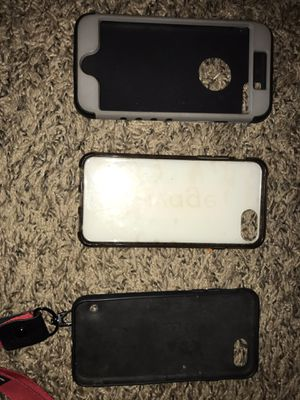 iPhone 7/8 cases. for Sale in Wichita, KS