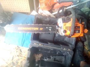 "20"" chain saw for Sale in Cincinnati, OH"