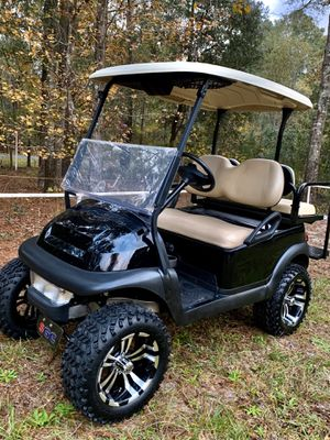 2017 Club Car Precedent Lifted Golf Cart for Sale in Hardeeville, SC