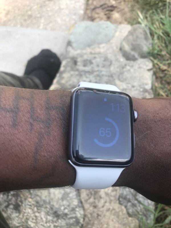 Apple Watch 3rd series locked