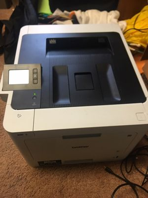 Brother color laser printer. Wireless for Sale in Indianapolis, IN