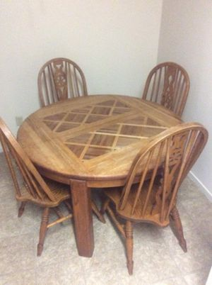 Wooden table for Sale in Fresno, CA