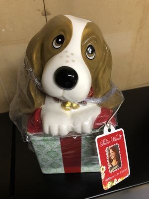"""Brand new pioneer woman """"Charlie"""" cookie jar for Sale in Candia, NH"""