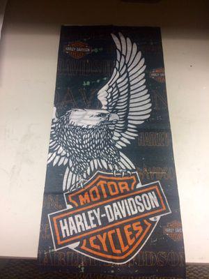 Harley Davidson Micro Fiber riding mask/bandana for Sale in Jacksonville, FL