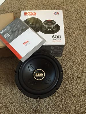 "8"" Subwoofer for Sale in El Cajon, CA"