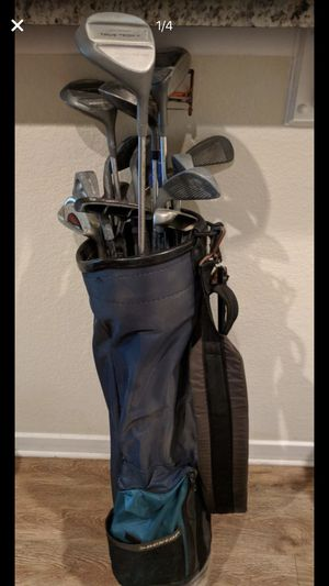 Ladies Dunlop High Handed Gold Clubs for Sale in Boynton Beach, FL