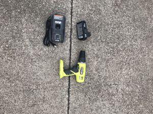 Ryobi drill 18v for Sale in Arlington, TX