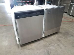 KENMORE NEW🚴🏽♂️🚴🏽♂️🚴🏽♂️DISHWASHER- STAINLESS STEEL🚴🏽♂️ for Sale in Santa Ana, CA