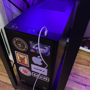 GAMING PC (Ryzen 5, Rtx 2060,16gb RAM) READ DESCRIPTION for Sale in Burlington, NJ