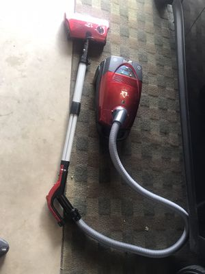 Bissell DigiPro Bagged Canister Vacuum Cleaner for Sale in Deerfield Beach, FL