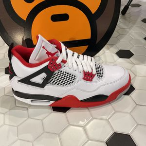 Retro 4 'Fire Red' for Sale in Seattle, WA